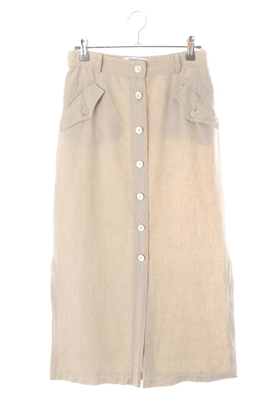 MAX MARA pure linen made in ITALY