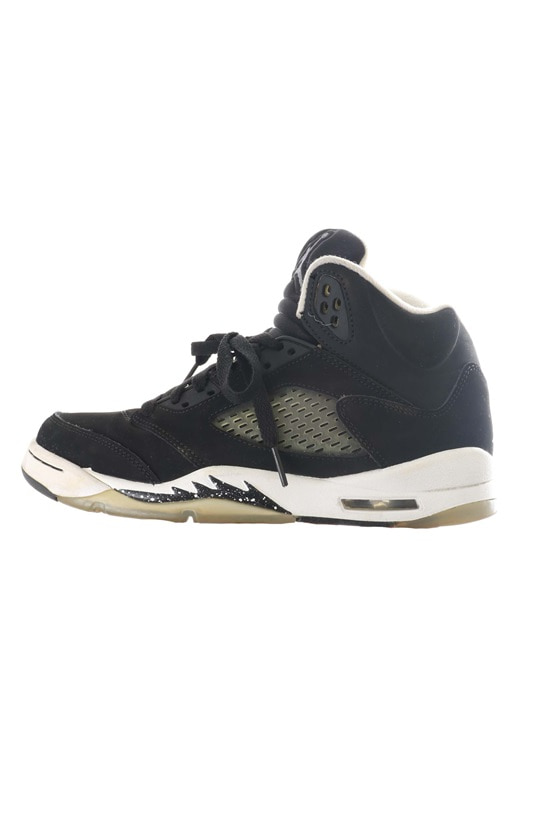 "NIKE AIR JORDAN 5 ""Oreo"" GS 7Y (250mm)"