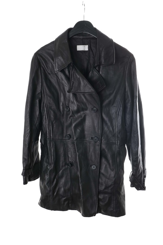 Wellel leather coat