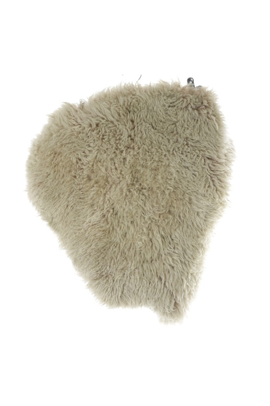 mouton sitting cushion