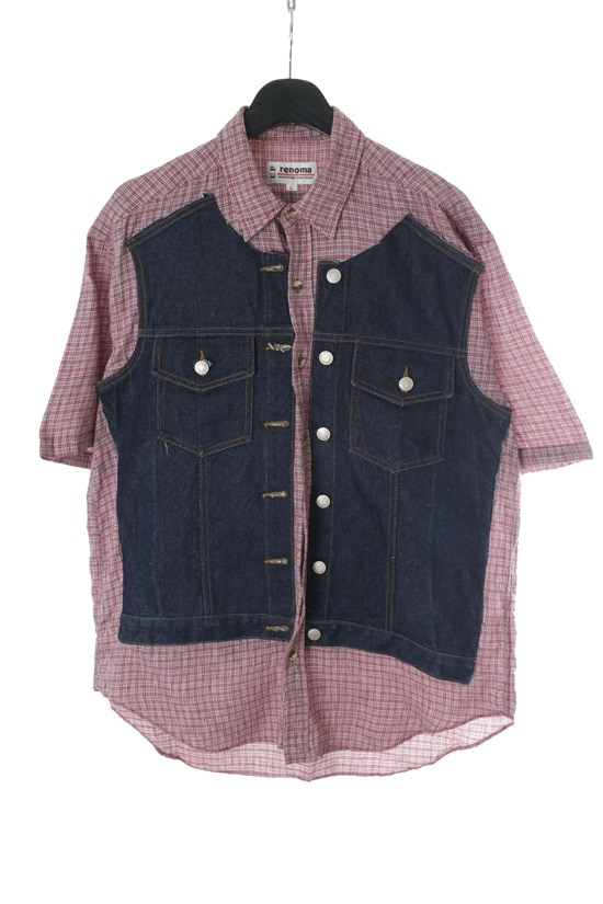 renoma remake shirt (L)