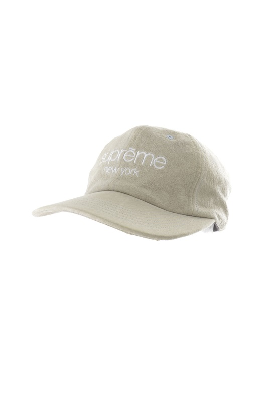 Supreme leather cap